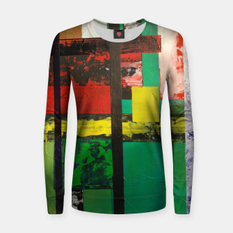 Thumbnail image of LINII Women sweater, Live Heroes
