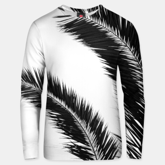 Miniaturka Bohemian Palms Jungle #1 #tropical #decor #art  Unisex sweatshirt, Live Heroes