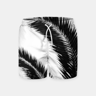Miniaturka Bohemian Palms Jungle #1 #tropical #decor #art  Badeshorts, Live Heroes