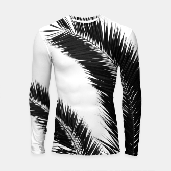 Miniaturka Bohemian Palms Jungle #1 #tropical #decor #art  Longsleeve rashguard, Live Heroes
