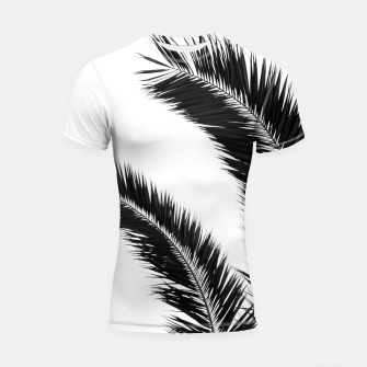 Miniaturka Bohemian Palms Jungle #1 #tropical #decor #art  Shortsleeve rashguard, Live Heroes