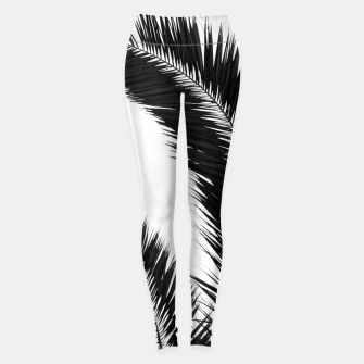 Miniaturka Bohemian Palms Jungle #1 #tropical #decor #art  Leggings, Live Heroes
