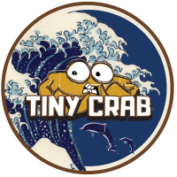 Tiny Crab logo