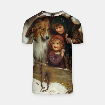Weather-bound by Arthur John Elsley T-shirt thumbnail image