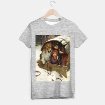 Weather-bound by Arthur John Elsley T-shirt regular thumbnail image