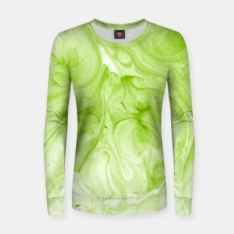 Miniature de image de Lime Juice Women sweater, Live Heroes