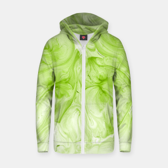 Miniature de image de Lime Juice Zip up hoodie, Live Heroes
