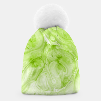 Thumbnail image of Lime Juice Beanie, Live Heroes