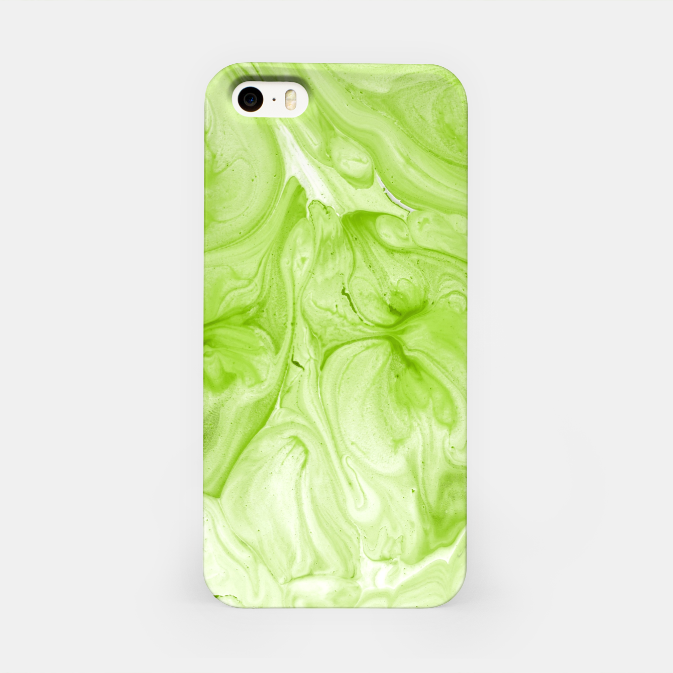Image of Lime Juice iPhone Case - Live Heroes