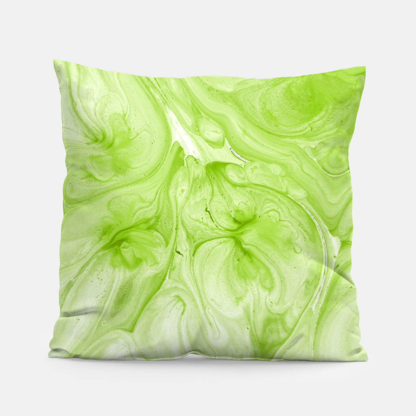 Image of Lime Juice Pillow - Live Heroes