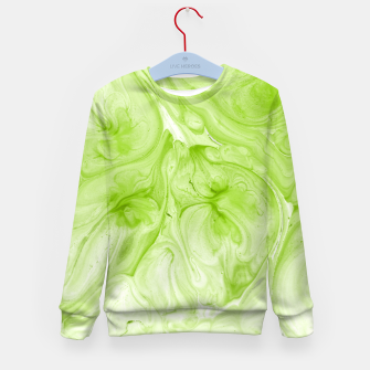 Miniature de image de Lime Juice Kid's sweater, Live Heroes