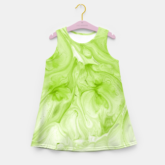 Miniature de image de Lime Juice Girl's summer dress, Live Heroes