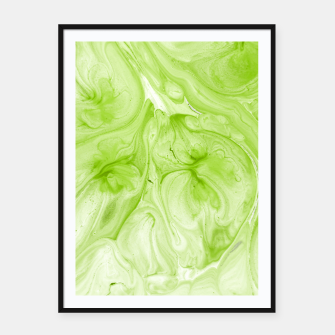 Thumbnail image of Lime Juice Framed poster, Live Heroes