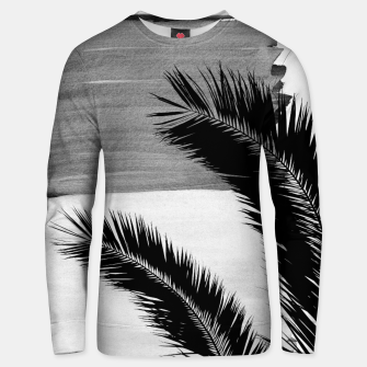 Miniaturka Palms Abstract - Naturelle #2 #minimal #wall #decor #art Unisex sweatshirt, Live Heroes