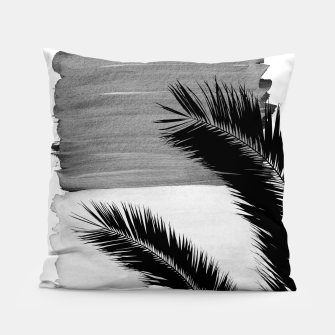 Miniaturka Palms Abstract - Naturelle #2 #minimal #wall #decor #art Kissen, Live Heroes