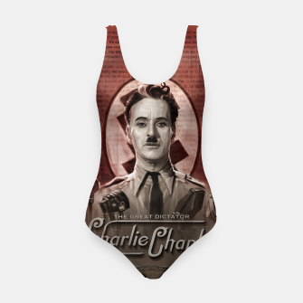Thumbnail image of Charlie Chaplin - Great Dictator Swimsuit, Live Heroes
