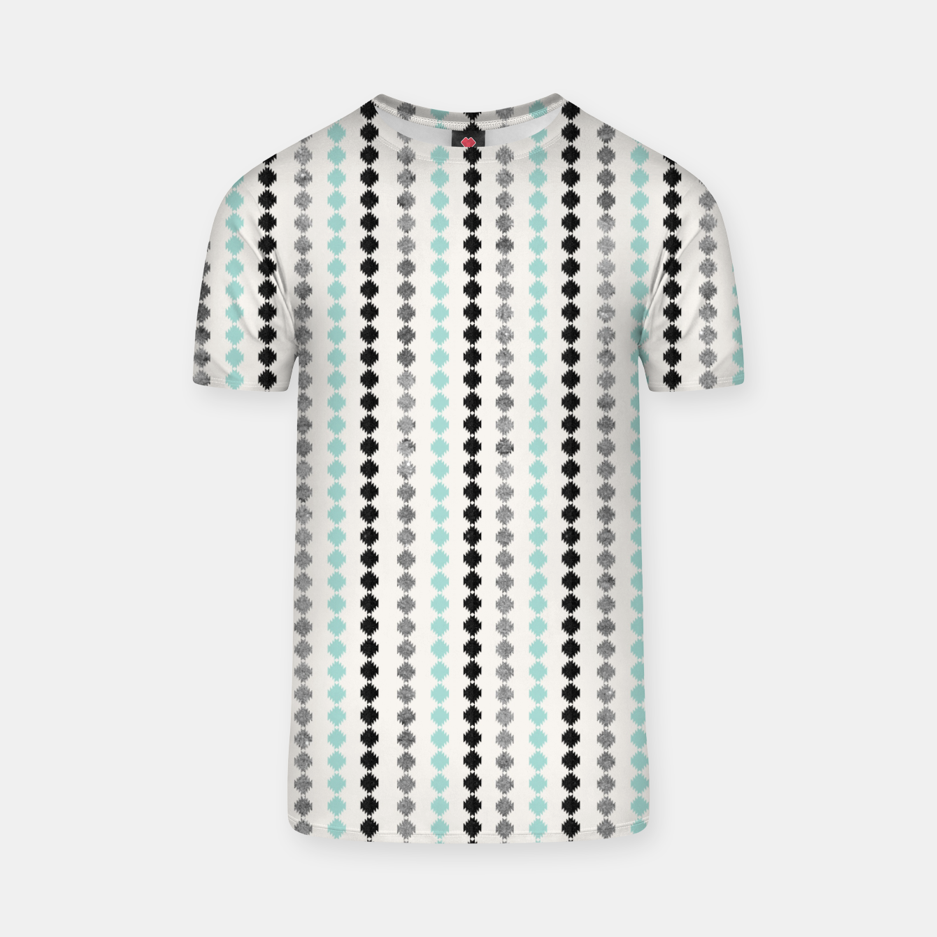 Image of Tribal Boho Pattern Minimal #1 #aztec #decor #art T-Shirt - Live Heroes
