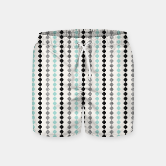 Tribal Boho Pattern Minimal #1 #aztec #decor #art Badeshorts thumbnail image