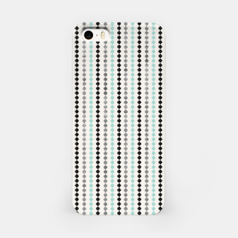 Tribal Boho Pattern Minimal #1 #aztec #decor #art iPhone-Hülle Bild der Miniatur