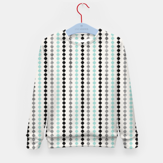 Tribal Boho Pattern Minimal #1 #aztec #decor #art Kindersweatshirt thumbnail image