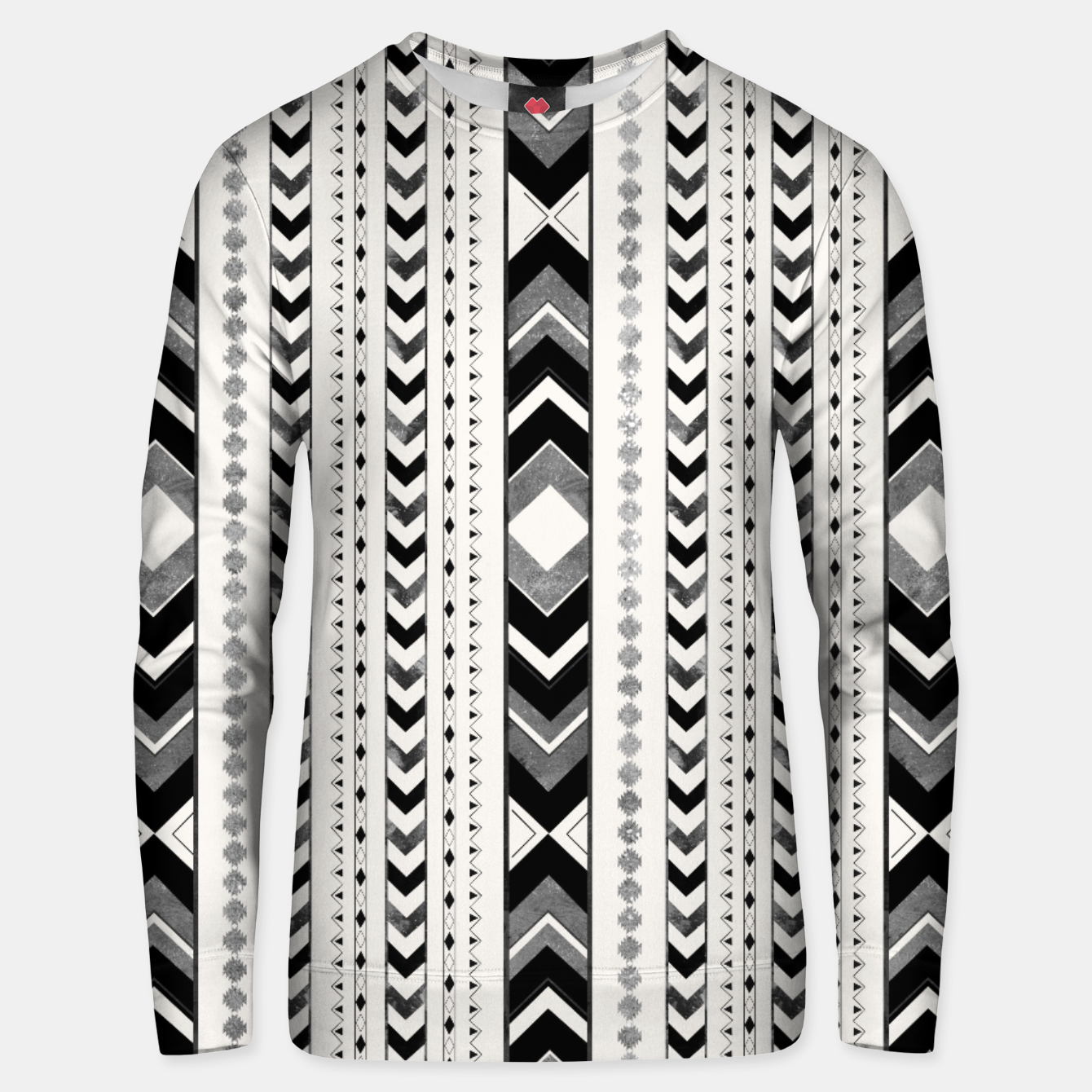 Image de Tribal Arrow Boho Pattern #5 #aztec #decor #art Unisex sweatshirt - Live Heroes