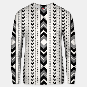 Tribal Arrow Boho Pattern #5 #aztec #decor #art Unisex sweatshirt thumbnail image
