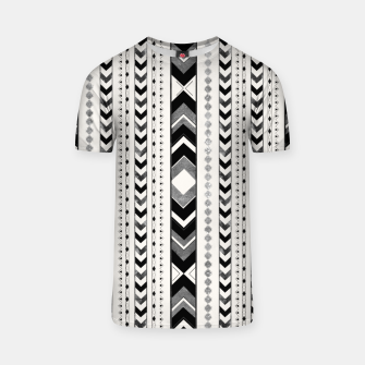 Tribal Arrow Boho Pattern #5 #aztec #decor #art T-Shirt thumbnail image