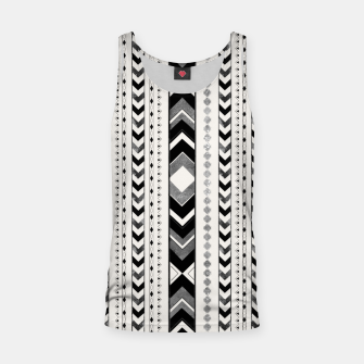 Tribal Arrow Boho Pattern #5 #aztec #decor #art Muskelshirt  miniature