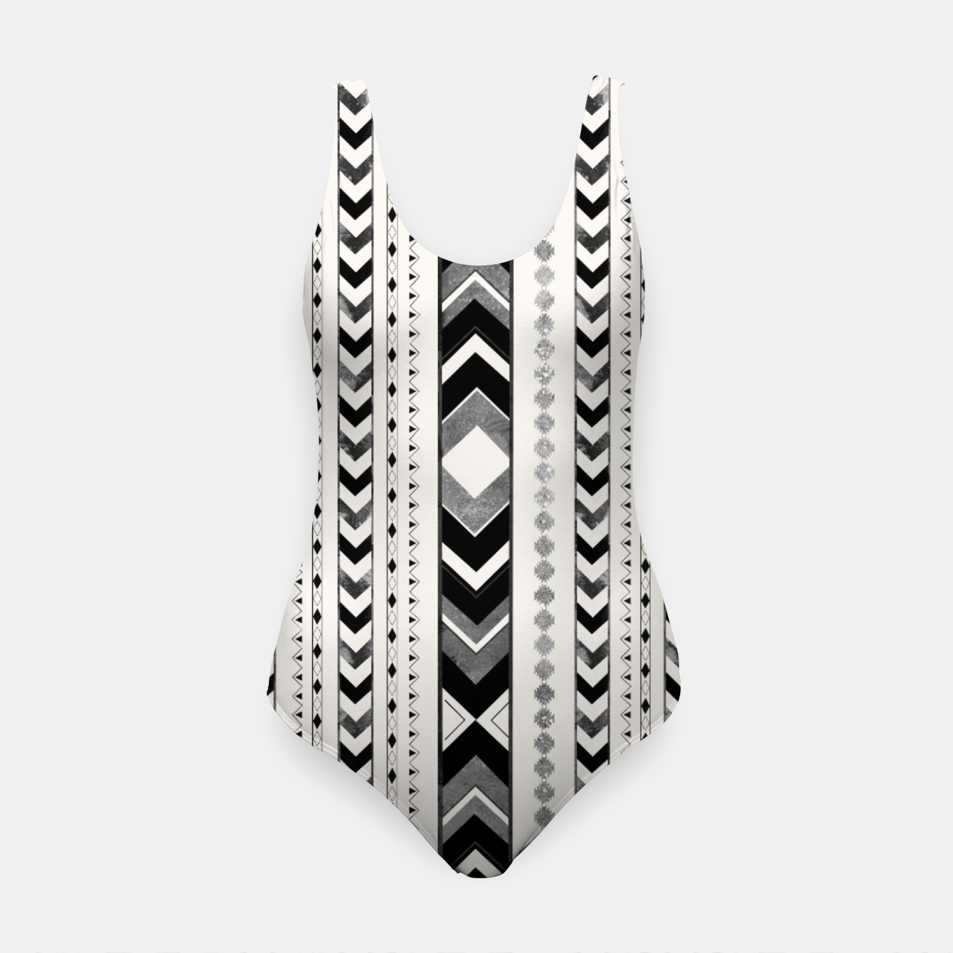 Image de Tribal Arrow Boho Pattern #5 #aztec #decor #art Badeanzug - Live Heroes