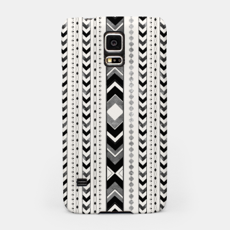 Tribal Arrow Boho Pattern #5 #aztec #decor #art Handyhülle für Samsung thumbnail image