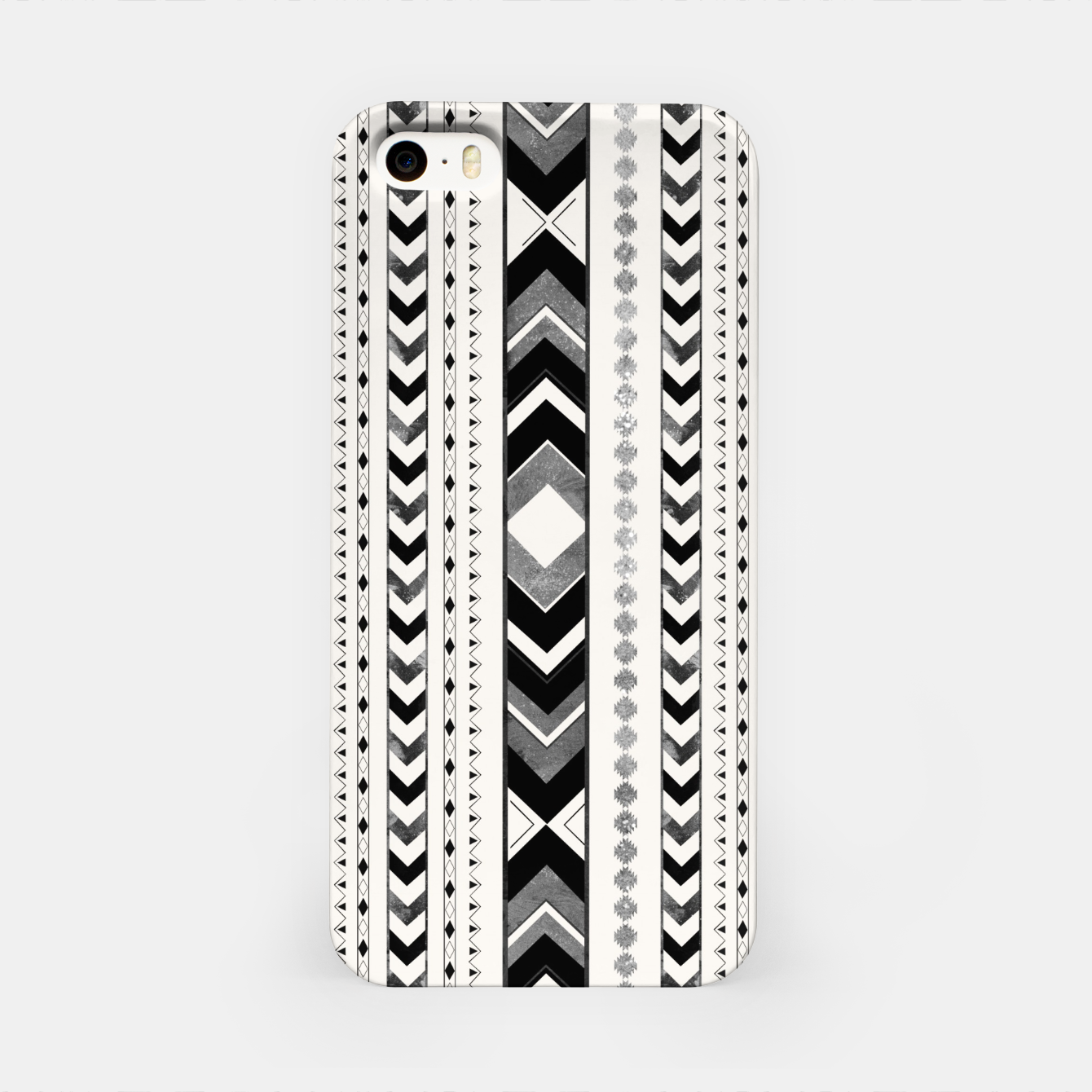 Image of Tribal Arrow Boho Pattern #5 #aztec #decor #art iPhone-Hülle - Live Heroes