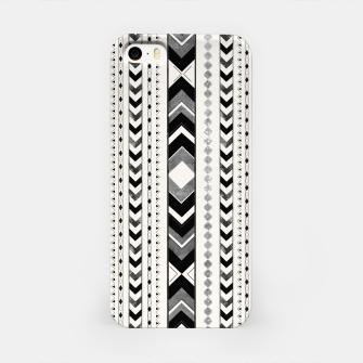 Tribal Arrow Boho Pattern #5 #aztec #decor #art iPhone-Hülle thumbnail image