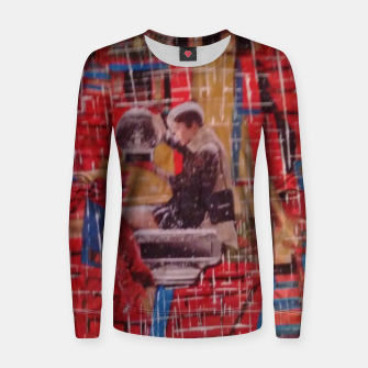 Thumbnail image of festa Women sweater, Live Heroes