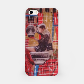 Thumbnail image of festa iPhone Case, Live Heroes