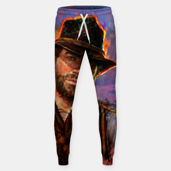 red dead redemption Sweatpants obraz miniatury