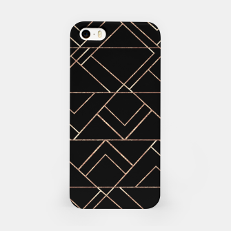 Miniaturka Art Deco Geo Glam #2 #geometric #decor #art iPhone-Hülle, Live Heroes