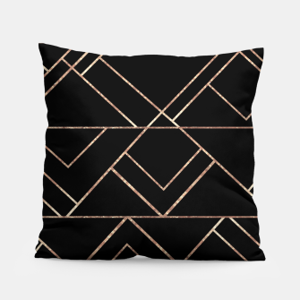 Miniaturka Art Deco Geo Glam #2 #geometric #decor #art Kissen, Live Heroes