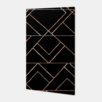 Miniaturka Art Deco Geo Glam #2 #geometric #decor #art Canvas, Live Heroes