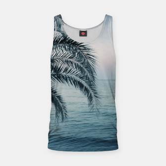 Miniaturka Palm & Ocean Dream #2 #tropical #pastel #wall #decor #art Muskelshirt , Live Heroes
