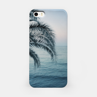 Miniaturka Palm & Ocean Dream #2 #tropical #pastel #wall #decor #art iPhone-Hülle, Live Heroes