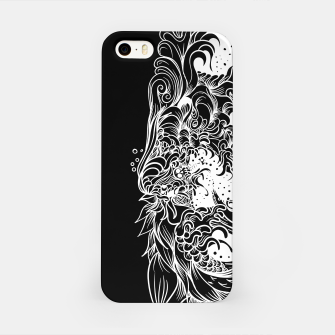 Sleeve Dark iPhone Case Bild der Miniatur