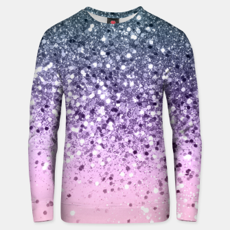 Miniaturka Unicorn Princess Glitter #3 (Photography) #pastel #decor #art  Unisex sweatshirt, Live Heroes