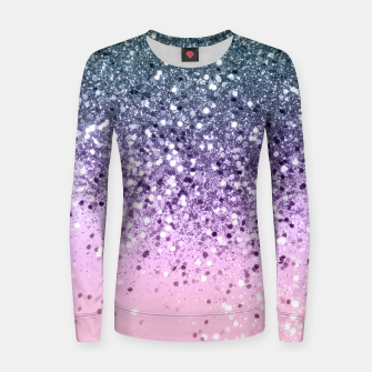 Miniaturka Unicorn Princess Glitter #3 (Photography) #pastel #decor #art  Frauen sweatshirt, Live Heroes