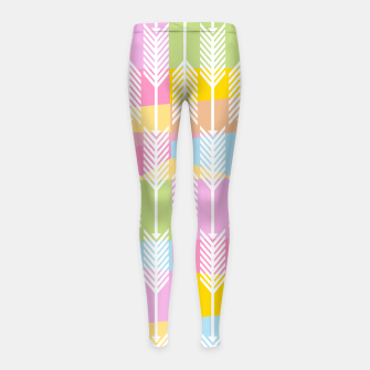 Miniaturka Spearhead Girl's leggings, Live Heroes