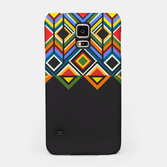 Miniatur African  Samsung Case, Live Heroes