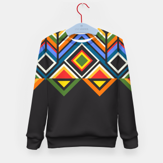 Miniatur African  Kid's sweater, Live Heroes
