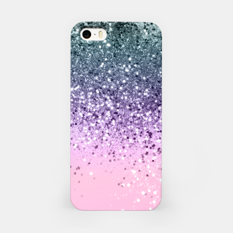 Thumbnail image of Unicorn Princess Glitter #3 (Photography) #pastel #decor #art  iPhone-Hülle, Live Heroes
