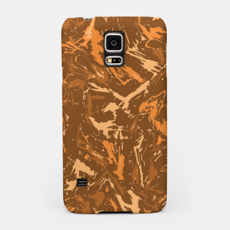 Thumbnail image of Camo in Brown Samsung Case, Live Heroes