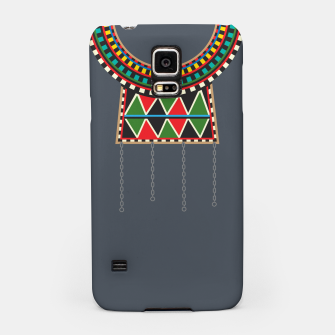 Thumbnail image of Tribal Collar Samsung Case, Live Heroes
