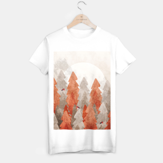 The robins and the forest T-shirt regular thumbnail image